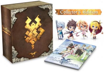 Tales Of Zestiria Collectors Edition