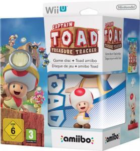 Captain Toad: Treasure Tracker Pack Amiibo Toad
