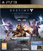 Destiny: El Rey De Los Poseídos Edición Legendaria - PlayStation 3