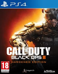 Call Of Duty Black Ops Iii 3 Hardened Edition Para Playstation 4