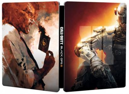 Call Of Duty Black Ops Iii 3 Hardened Edition Para Xbox One