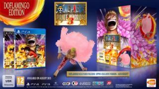 One Piece: Pirate Warriors 3 Doflamingo Edition - PlayStation 3