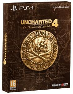 Uncharted 4: El desenlace del ladrón Special Edition