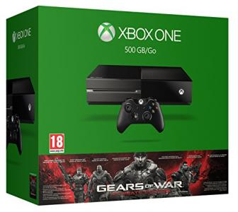Consola Xbox One Pack Gears Of War: Ultimate Edition
