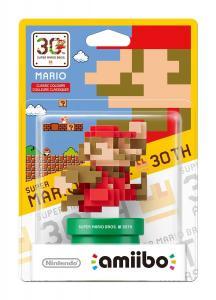 amiibo Mario 30 aniversario