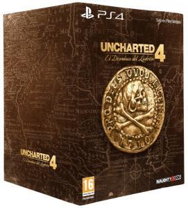 Uncharted 4: El desenlace del ladrón Edición Coleccionista Libertalia