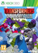 Transformers Devastation  - XBox 360