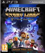Minecraft: Story Mode  - PlayStation 3