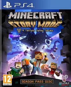 Minecraft Story Mode Para Playstation 4 Yambalu Juegos Al Mejor