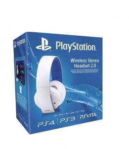 Sony Wireless Stereo Headset 2.0 Blanco