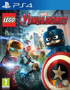 LEGO Marvel: Vengadores