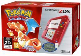 Pack Rojo Transparente + Pokémon, edición limitada
