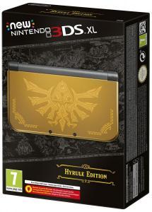 New Nintendo 3DS XL Edición Hyrule Limitada