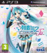 Hatsune Miku: Project DIVA F 2nd  - PlayStation 3