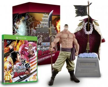 One Piece: Burning Blood Edición Coleccionista Marineford