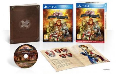 Grand Kingdom Edición Lanzamiento