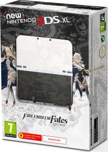 New Nintendo 3DS XL Edición Fire Emblem Fates