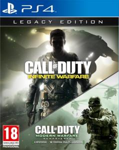 Call Of Duty Infinite Warfare Legacy Edition Para Playstation 4