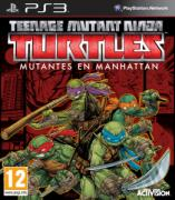 Teenage Mutant Ninja Turtles: Mutantes En Manhattan  - PlayStation 3