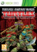 Teenage Mutant Ninja Turtles: Mutantes En Manhattan  - XBox 360