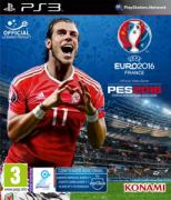Pro Evolution Soccer (PES) UEFA Euro France 2016  - PlayStation 3