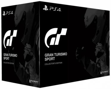 Gran Turismo Sport Collectors Edition