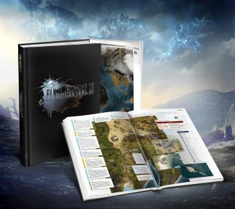 Guía Final Fantasy XV Deluxe Edition