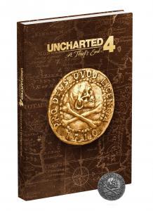 Guía Uncharted 4 Edición Coleccionista