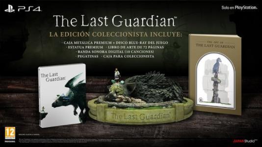 The Last Guardian Edición Coleccionista