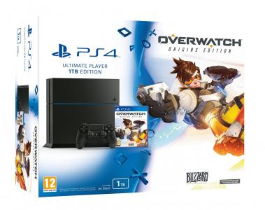 Consola Playstation 4 (PS4) Pack consola + Overwatch
