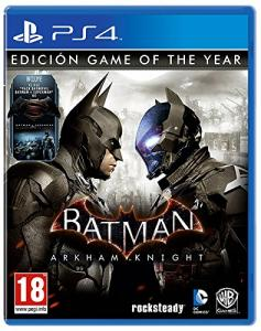 Batman Arkham Knight Goty Para Playstation 4 Yambalu Juegos Al