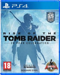 Rise of the Tomb Raider Edición 20 aniversario