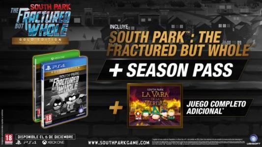 South Park: Retaguardia en Peligro Gold Edition