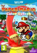 Paper Mario: Color Splash  - Wii U