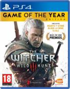 The Witcher 3 Wild Hunt GOTY - PlayStation 4