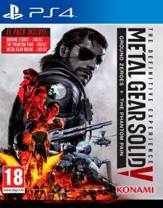 Metal Gear Solid V: The Phantom Pain Edición Definitiva