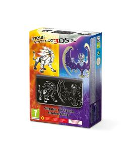 New Nintendo 3DS XL Edición Pokemon Sol Luna
