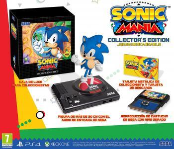 Sonic Mania Collectors Edition