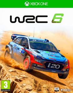 wrc 6 para xbox one yambal juegos al mejor precio. Black Bedroom Furniture Sets. Home Design Ideas