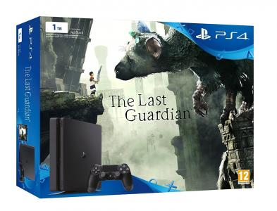 Consola Playstation 4 (PS4) Slim 1TB pack The Last Guardian