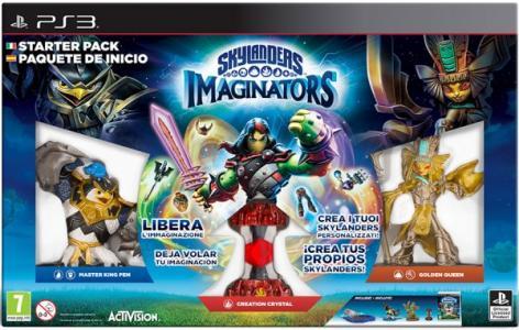 Skylanders Imaginators Pack de inicio