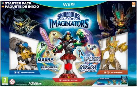 Skylanders Imaginators Pack de inicio