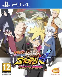 Naruto Shippuden: Ultimate Ninja Storm 4: Road To Boruto