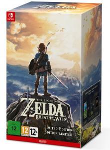 Legend of Zelda: Breath of the Wild Edición Especial