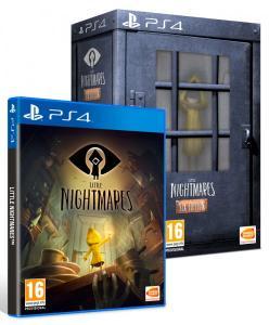 Little Nightmares Six Edition