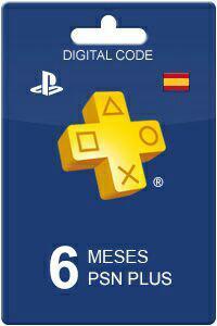 PlayStation Plus (PSN Plus) Suscripción 6 meses