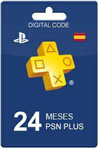 PlayStation Plus (PSN Plus) Suscripción 24 meses
