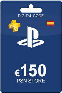 PlayStation Store Tarjeta Prepago 150E