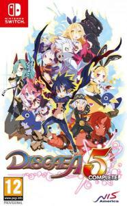 Disgaea 5 Complete