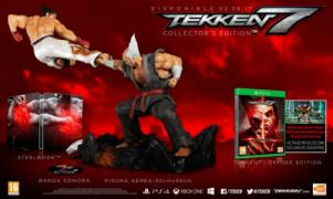 Tekken 7 Collectors Edition - XBox ONE